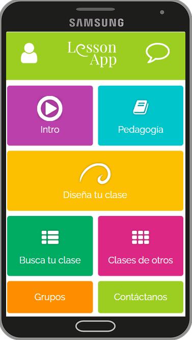 LessonApp näyttökuva ES 11-2020